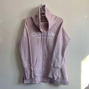 Calvin Klein Performance Funnel-neck Sweater